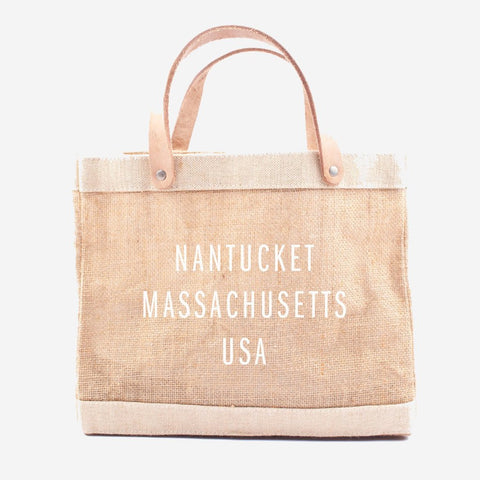 Apolis Nantucket Lunch Bag