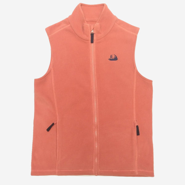 Nantucket Reds Collection™ Butter Fleece Vest