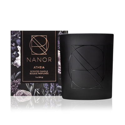 ATHEIA Scented Candle - 7oz Candles Nanor