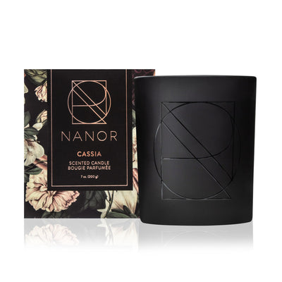 CASSIA Scented Candle - 7oz Candles Nanor