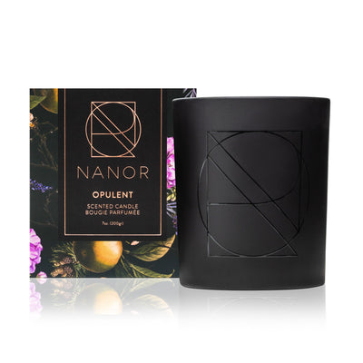 OPULENT Scented Candle - 7oz Candles Nanor
