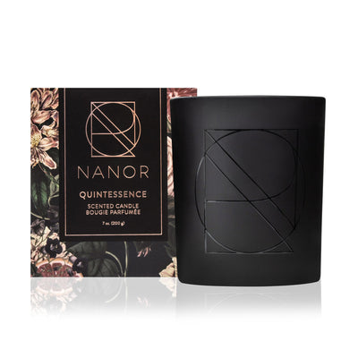 QUINTESSENCE Scented Candle - 7oz Candles Nanor
