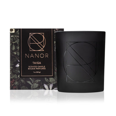 TAIGA Scented Candle - 7oz Candles Nanor
