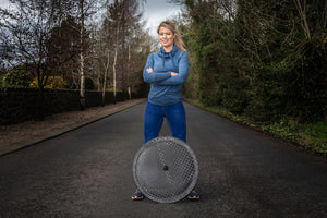 Eileen Burns becomes Ambassador for Scribe Cycling