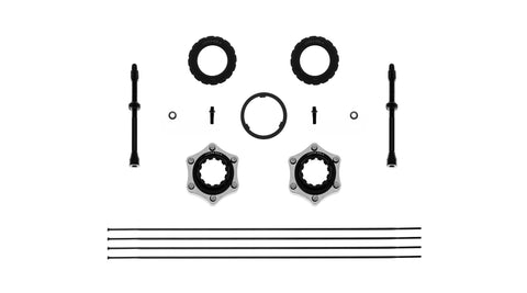 Scribe Cycling Spare Parts that come with each wheel purchase