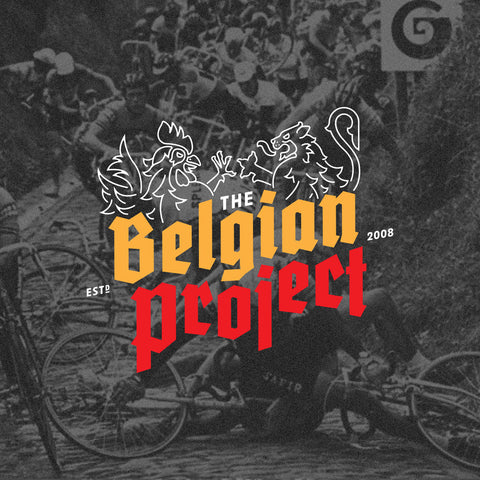 The Belgian Project Logo