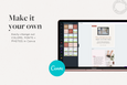 The Olivia-Rose Instagram Square Canva Templates