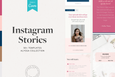 The Mist + Co Canva Instagram Stories Shareable Templates