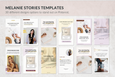 The Melanie Canva Template Bundle