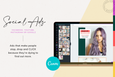 The Canva Social Media Ad Template Bundle