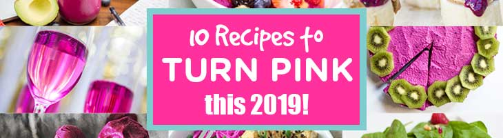 10 Recipes to Turn Pink this 2019 Pitaya Plus