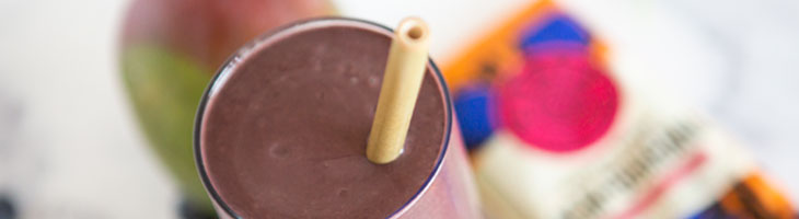 Acai Spinach Smoothie Recipe