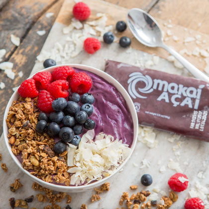 Pitaya Plus Acai Guarana Smoothie Packs
