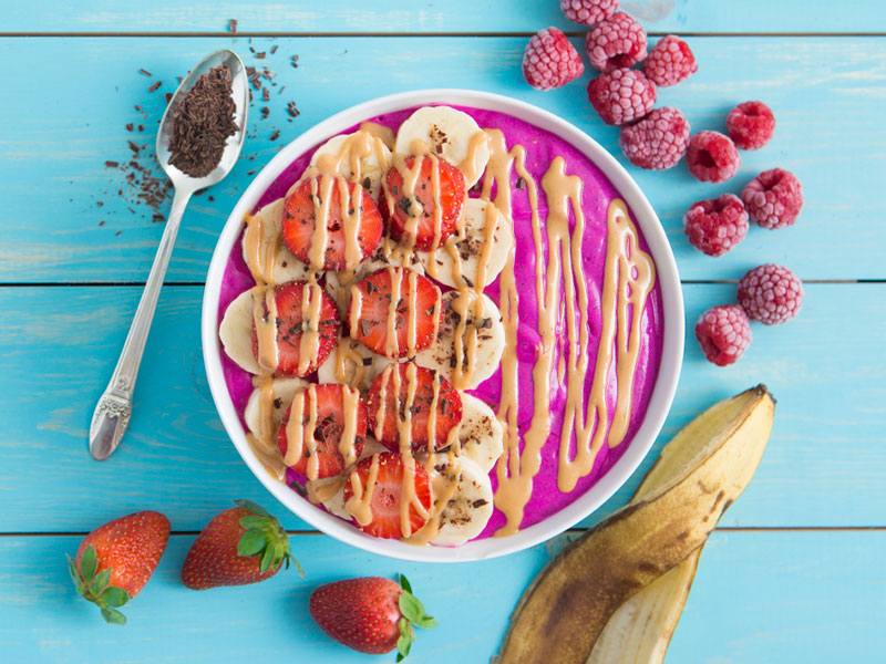 Bowl of Heaven Pitaya Bowl Recipe Pitaya Plus