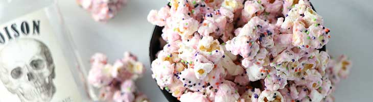 Dragon Fruit Marshmallow Popcorn Pitaya Plus Recipe