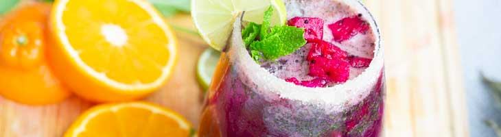 Dragon Fruit Mojito Recipe Pitaya Plus