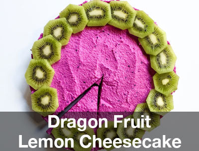 Dragon Fruit Lemon Cheesecake Pitaya Plus Recipe