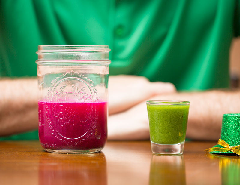 Irish Boost Bomb Smoothie Recipe Pitaya Plus