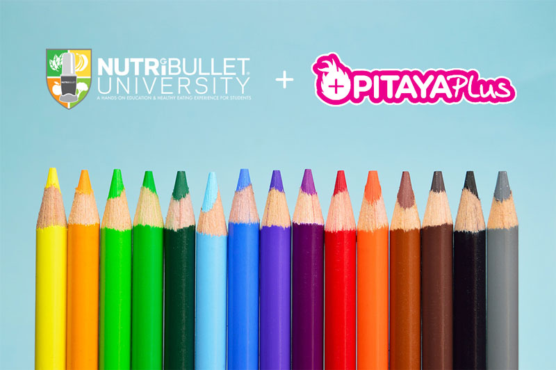 NutriBullet University and Pitaya Plus