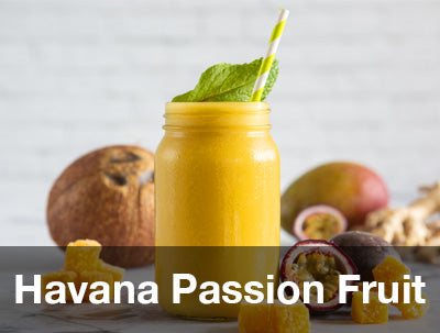 PITAYA FOODS HAVANA PASSION FRUIT SMOOTHIE