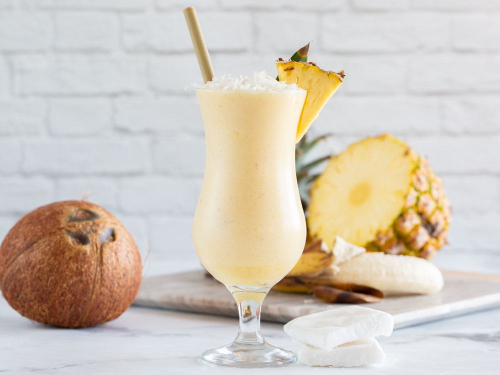 Piña Cocolada Smoothie Recipe