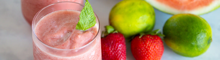 Pitaya Foods Watermelon Mint Smoothie Recipe