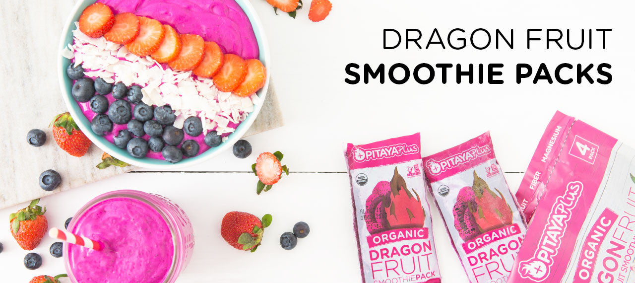 Pitaya Plus Dragon Fruit Smoothie Packs Store