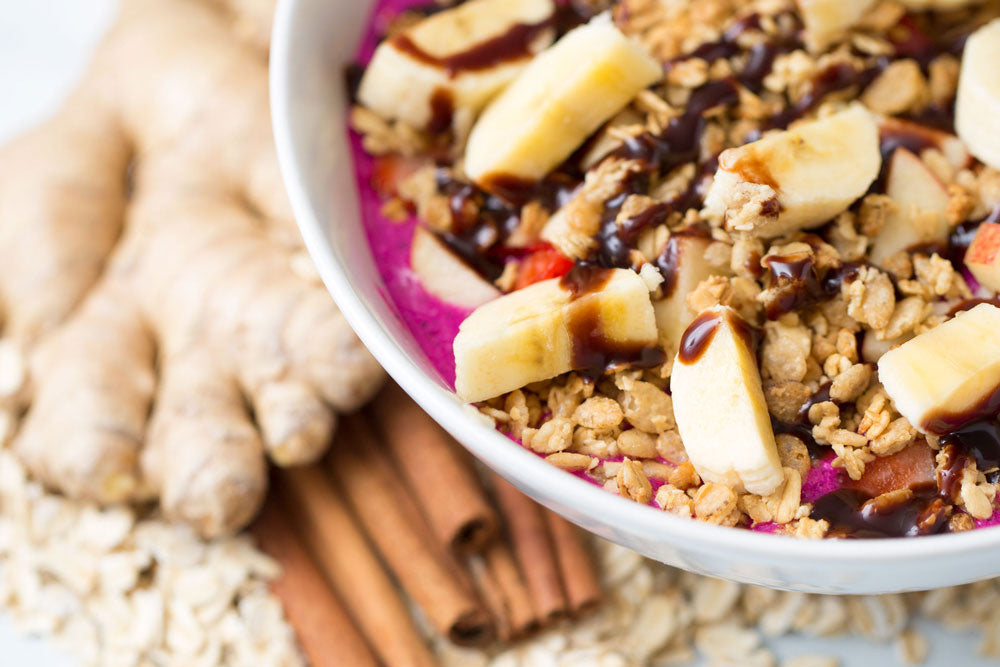 Pitaya Plus Holiday Bowl Recipe