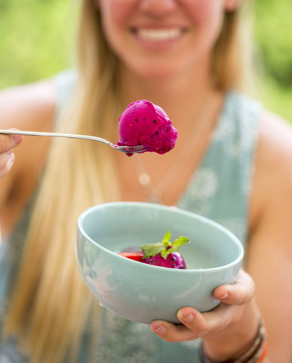 Pitaya Plus Sorbet Scoop