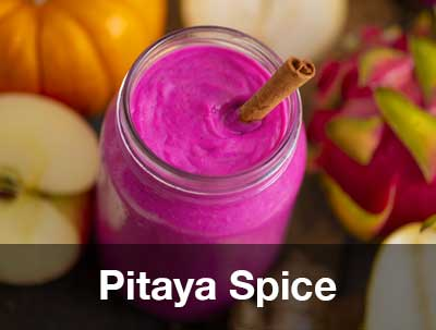 Pitaya Spice Smoothie Recipe
