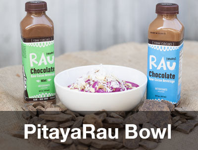 PitayaRau Bowl Recipe
