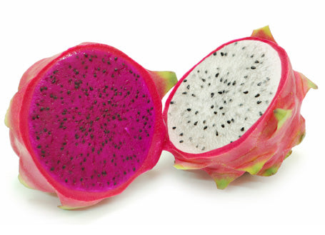 Red and White Dragon Fruit Pitaya Plus