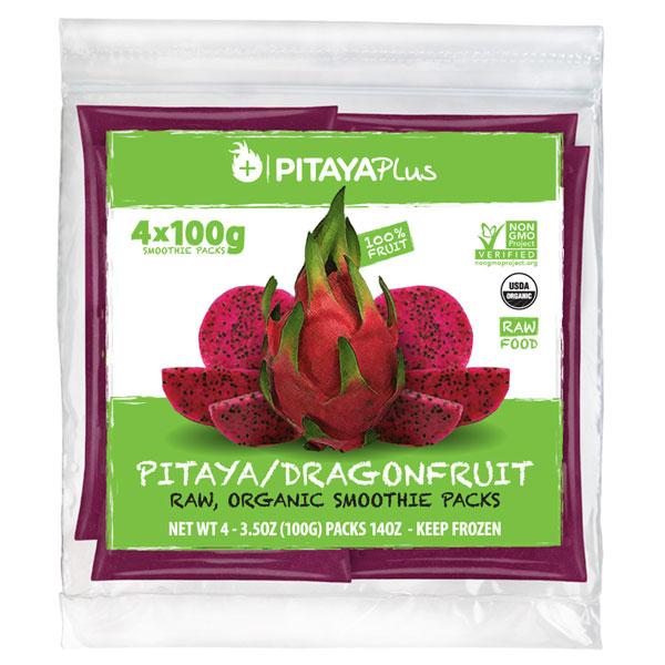 Pitaya Smoothie Packs