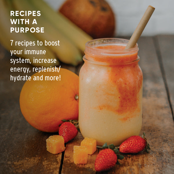 Pitaya Foods Recipes with a Purpose
