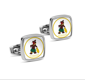 319th BS 90th Bomb Group Inspired Cufflinks - I Love a Hangar
