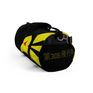 JASDF 306th TFS Inspired Duffel Bag - I Love a Hangar