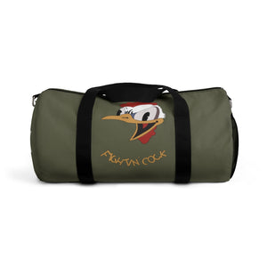 "B-26 ""Fightin' Cock"" Inspired Duffel Bag - I Love a Hangar"