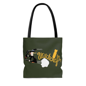 "B-24 ""Witchcraft"" Inspired Tote Bag - I Love a Hangar"