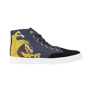 "VFA-192 ""Golden Dragons"" Men's Hi-Top Trainers - I Love a Hangar"