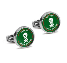 Load image into Gallery viewer, 321st BS 90th Bomb Group Inspired Cufflinks