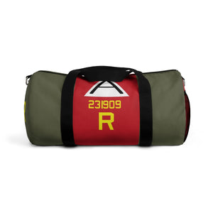 "B-17G ""Nine-O-Nine"" Tribute Duffel Bag - I Love a Hangar"