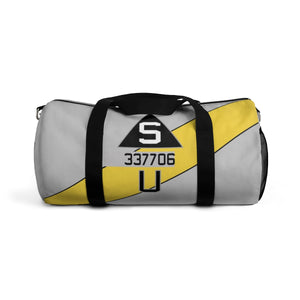 "B-17G ""Satan's Chille'n"" Inspired Duffel Bag - I Love a Hangar"
