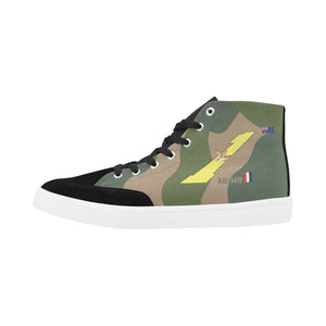1 SQN F-111 RAAF Women's Hi-Top Trainers - I Love a Hangar