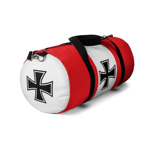 "Fokker Dr.I  ""Red Baron"" Inspired Duffel Bag - I Love a Hangar"
