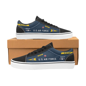 X-15 Women's Lace-Up Canvas Shoes - I Love a Hangar