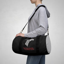 "Load image into Gallery viewer, VAQ-141 ""Shadowhawks"" Inspired Duffel Bag - I Love a Hangar"