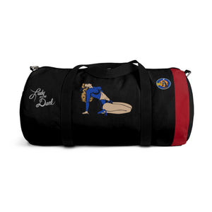 "P-61 ""Lady In The Dark"" Inspired Duffel Bag - I Love a Hangar"