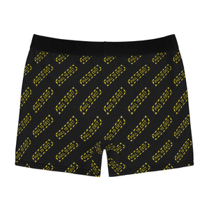 "Men's ""Pull To Eject"" Boxer Briefs - Black - I Love a Hangar"