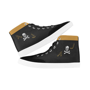 "VF-84 ""Jolly Rogers"" Women's Hi-Top Trainers - I Love a Hangar"