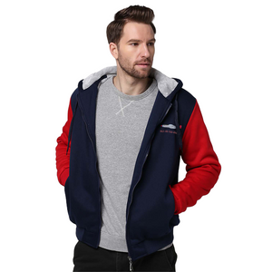 "P-51 ""Tall In The Saddle"" Sherpa Lined Full Zip Hoodie - I Love a Hangar"